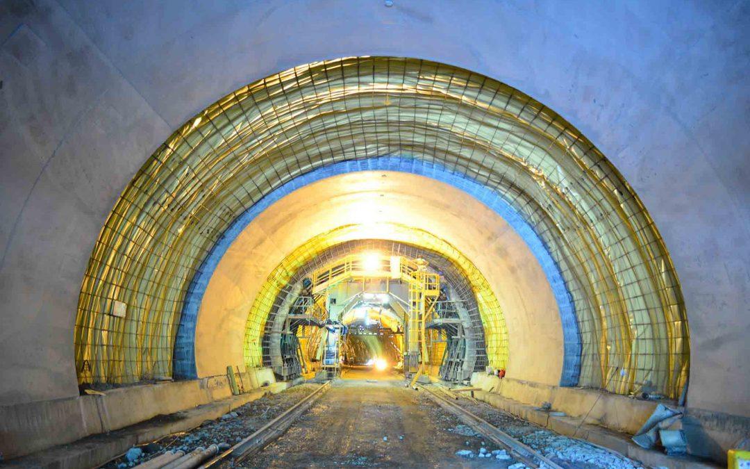 TUNNEL PHASE II CISNEROS-LOBOGUERRERO. LS CONSORTIUM (COLOMBIA)