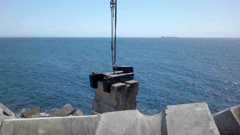 RECOVERY GRIPPER, SINES