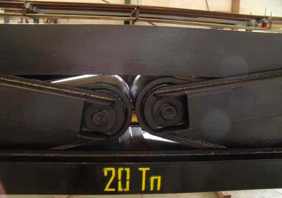 Maritime formwork Single-arm gripper 20tn (discontinued)