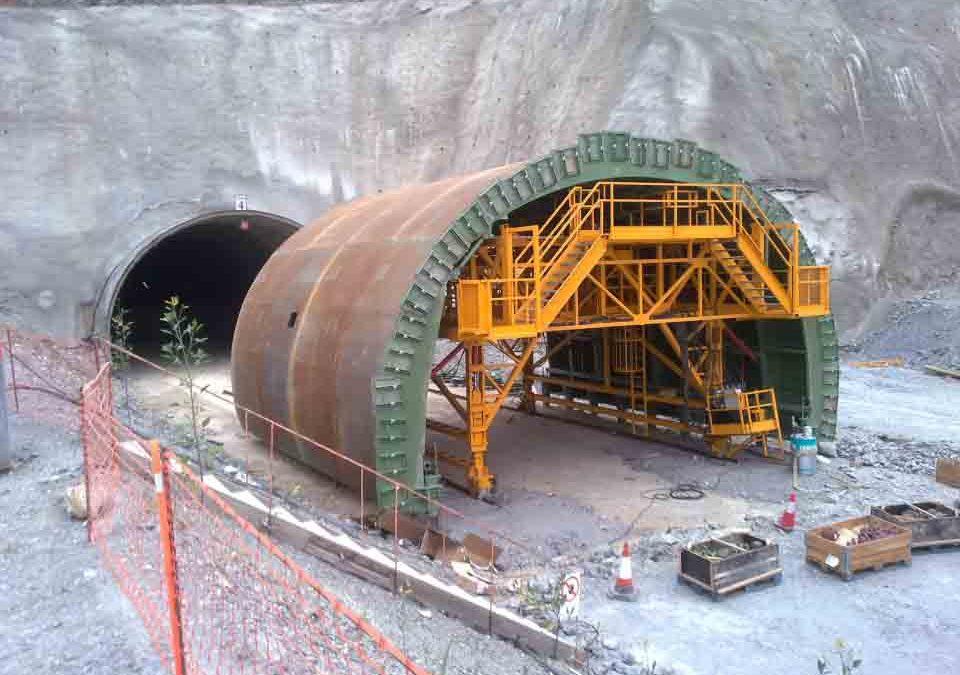 TUNNEL DE MOTRIL