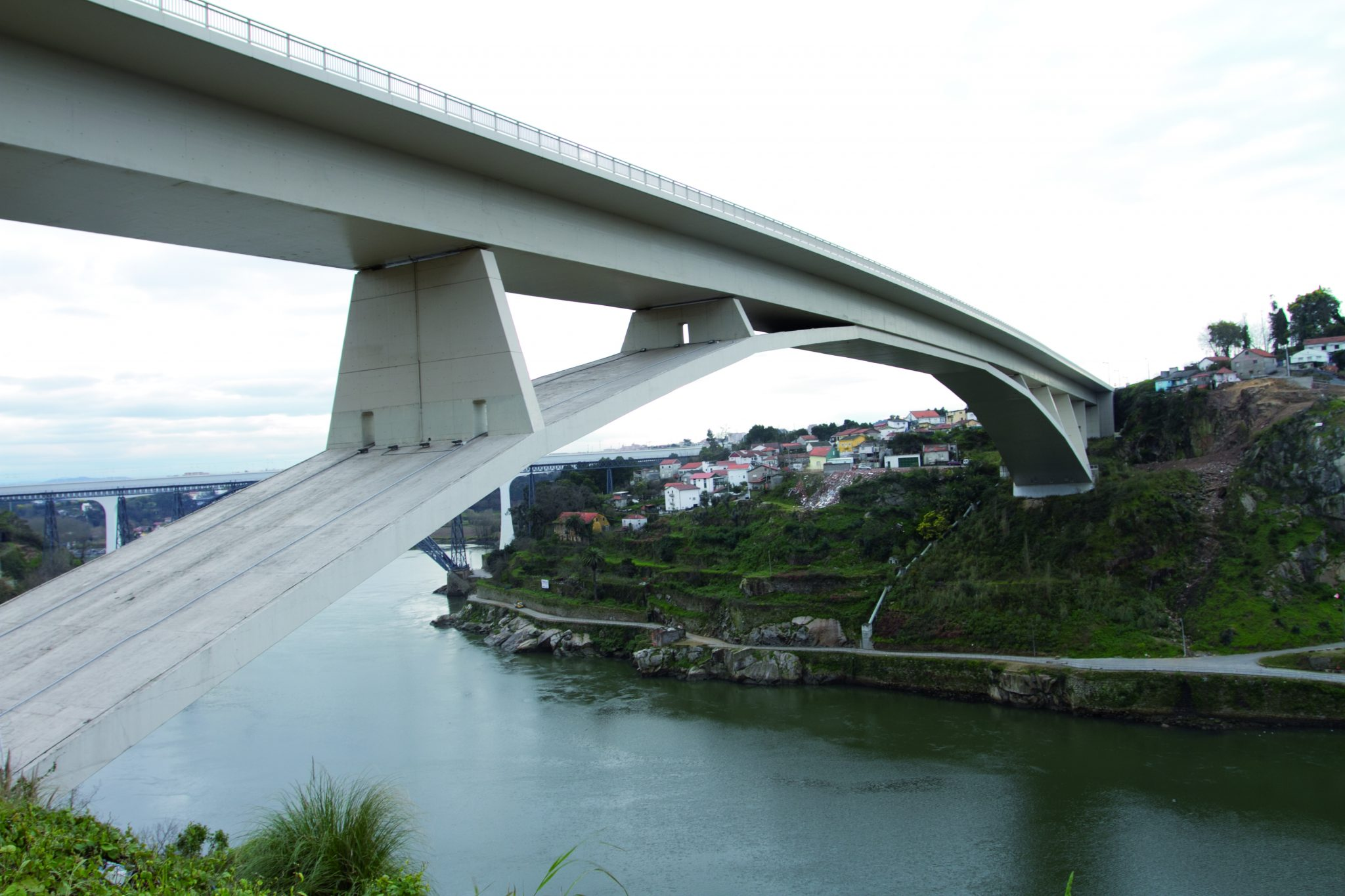 INFANTE DON HENRIQUE BRIDGE BY RUBRICA BRIDGES