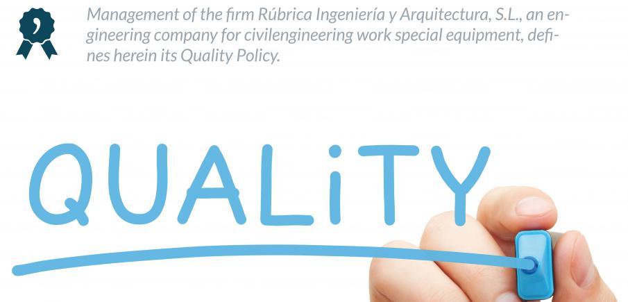 RUBRICA QUALITY INFORM