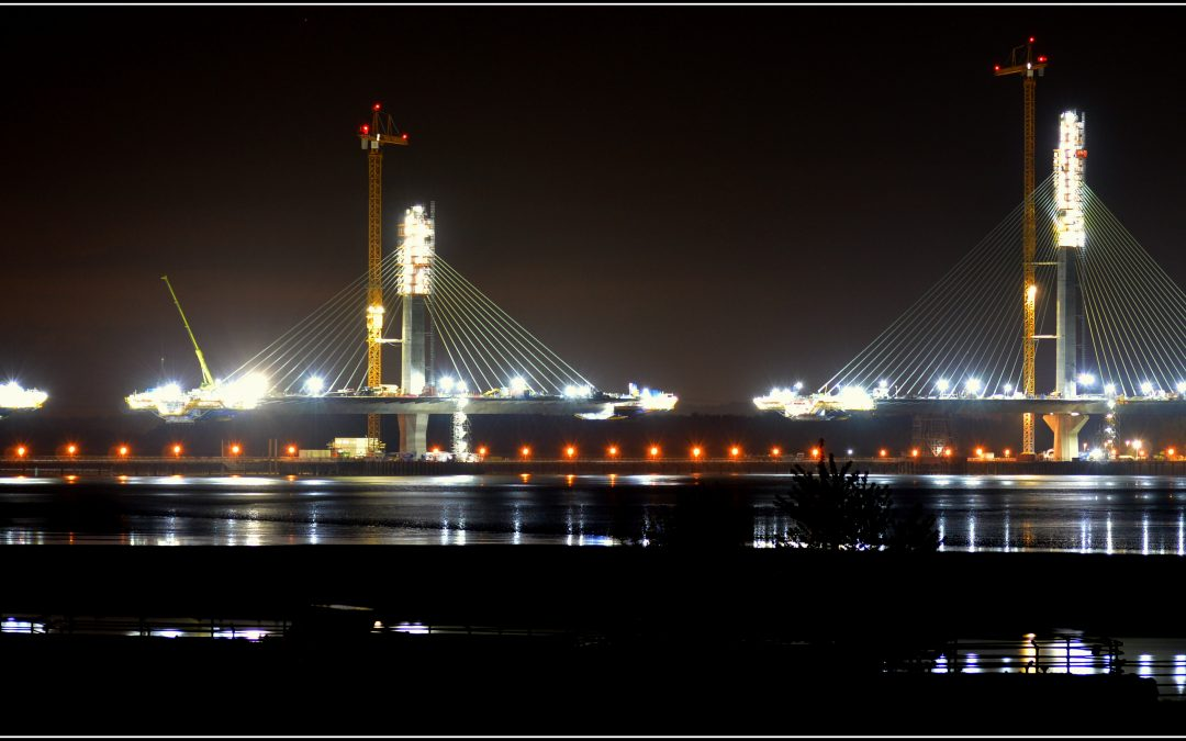 Special Formwork travellers for Mersey Gateway Bridge, UK
